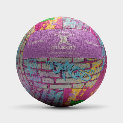 Gilbert Signature George Fisher Netball