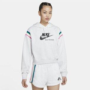 Nike Sportswear Heritage Pullover Hoodie Womens
