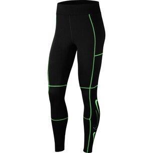 Nike Sportswear Swoosh High Waisted Leggings Ladies