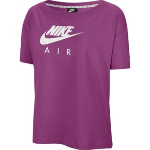 Nike Air Boyfriend T Shirt Ladies
