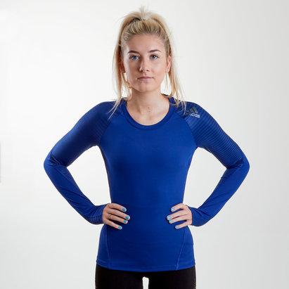 adidas Alphaskin Sport Ladies L/S T-Shirt