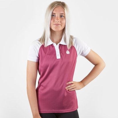 HeartNetball Womens Penelope Polo Shirt