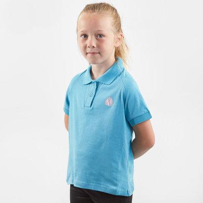 HeartNetball Girls Beauty Polo Shirt