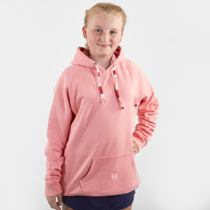 HeartNetball Girls Portland Hoody