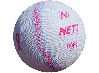 NET1 Pink Ribbon Hope Netball