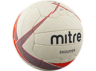 Mitre Shooter Netball - Match Ball