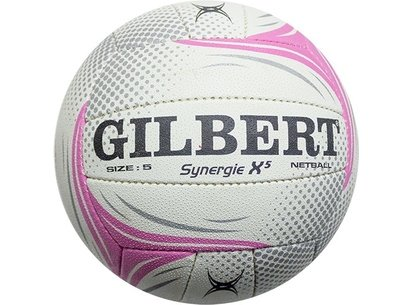 Gilbert Synergie X5 Vitality Superleague Match Netball
