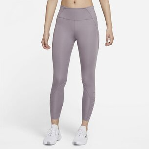 Nike One Luxe Womens 7 8 Tights