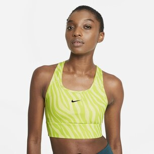 Nike Swoosh Icon Clash Womens Medium Support 1 Piece Sports Bra