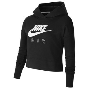 Nike Air Cropped Hoodie Junior Girls