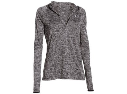 Training Womens AllSeasonGear Tech Hooded T-Shirt - Twist