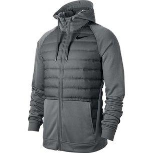 Nike Therma Mens Full Zip Training Jacket