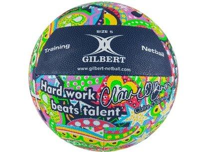 Gilbert Signature Netball - Australia - Claire OBrien