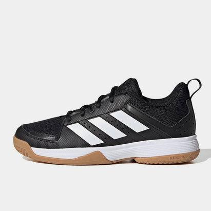 adidas Ligra 7 Kids Indoor Court Trainers
