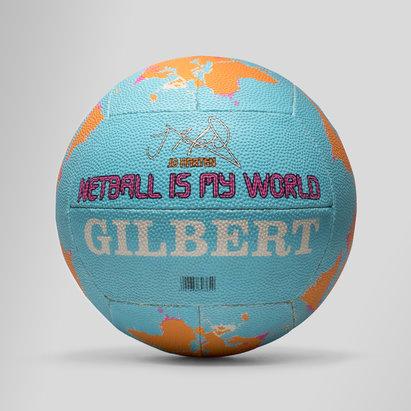 Gilbert Signature Jo Harten Netball