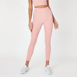 Jack Wills Active Ribbed High Waisted Leggings