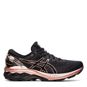 Asics Gel Kayano 27 Platinum Running Shoes Ladies