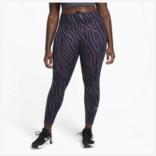 Nike One 7 8 AOP Tights Ladies