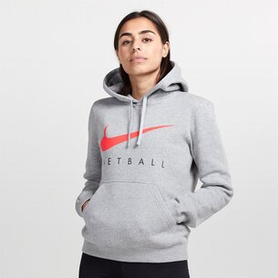 Nike England 2019 Ladies Netball Graphic Hooded Top