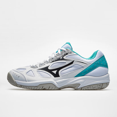Mizuno Cyclone Speed 2 Kids Netball Trainers