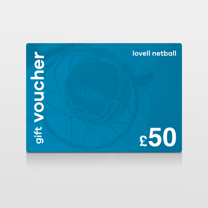 Lovell Netball £50 Virtual Gift Voucher