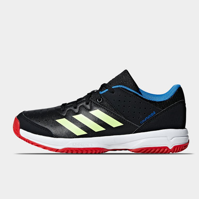 adidas Court Stabil Kids Netball Trainers