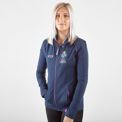 C2C VNWC 2019 Ladies Full Zip Tech Jacket