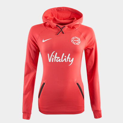 Nike England NWC 2019 Ladies Netball Hooded Sweat