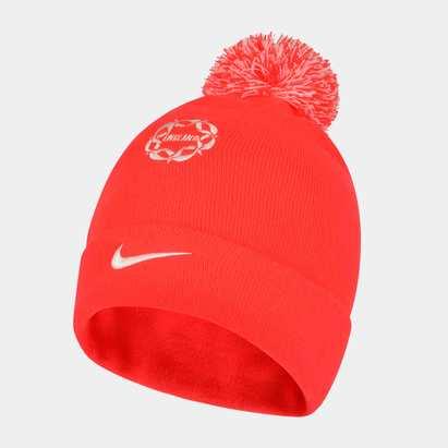 Nike England 2019 Netball Bobble Beanie
