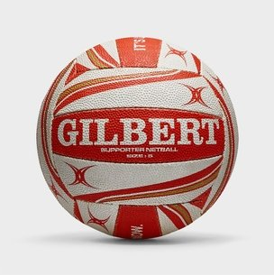 Gilbert England Supporters Netball