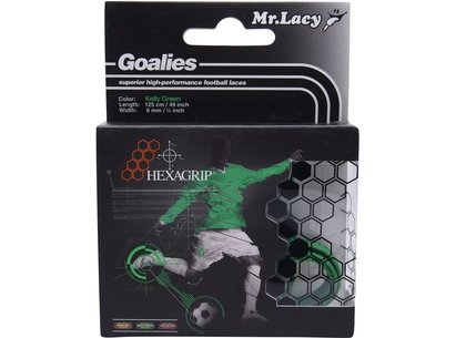 Mr Lacy Lacy Hexagrip Laces