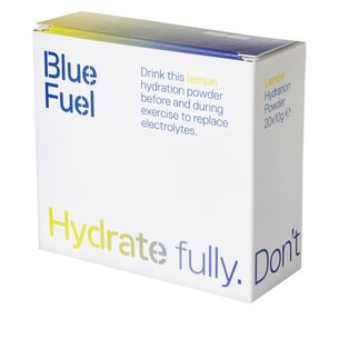 Blue Fuel Fuel Hydrate 10 Pack