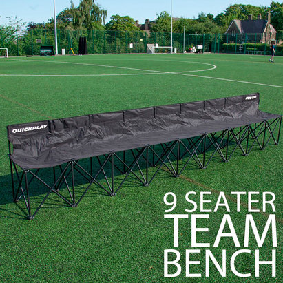 -- 9 Person Folding Bench