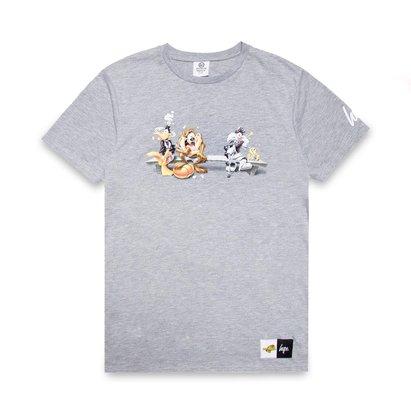 Hype Space Jam Retro Character Logo T Shirt Kids