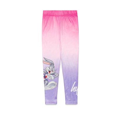 Hype x Space Jam Retro Lola Bunny Gradient Kids Leggings