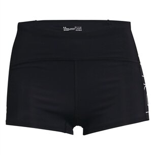 Under Armour Launch Mini Shorts Womens