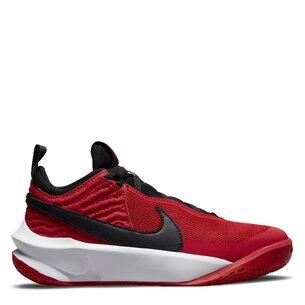 Nike Team Hustle D10 Junior Basketball Shoes