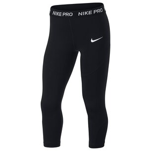 Nike Pro Capri Leggings Junior Girls