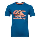 Vapodri Poly Logo Kids Training T-Shirt