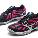 Wave Hurricane 3 Netball Shoes