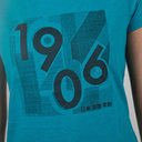 1906 Ladies Graphic Training T-Shirt