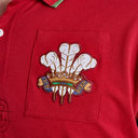 Wales 2019/20 Vintage Rugby Polo Shirt