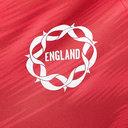 England 2019 Ladies Warm Up Netball T-Shirt