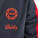 England Netball  quarter  Zip Mid Layer