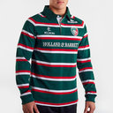 Leicester Tigers 2019/20 Home L/S Classic Shirt