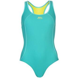 Racer Back Swimsuit Ladies