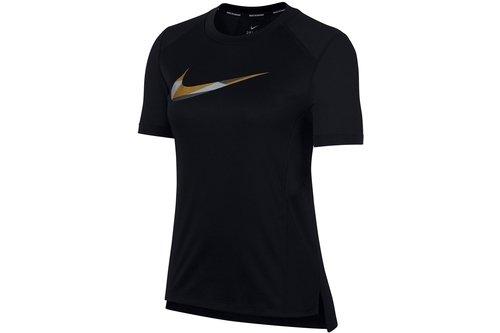 Miler Short Sleeve T Shirt Ladies