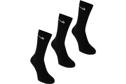 3 Pack Half Cushion Mens Socks