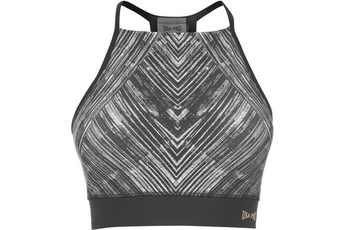 Halter Neck Sports Bra Ladies