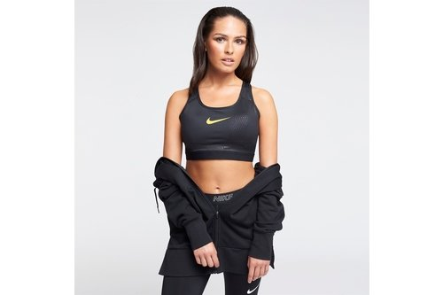 Metallic Dot Print Sports Bra Ladies